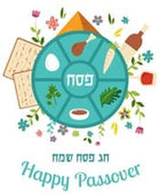 Happy Passover from Rabbi Debra Nesselson